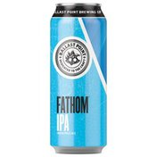 Ballast Point Fathom IPA Craft Beer Can