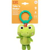 Bright Starts Toy, On-the-Go, Take 'N Shake, 0M+