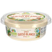 Good Foods Spicy Queso Blanco Style Dip