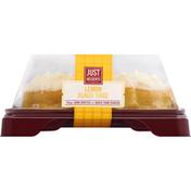 Just Desserts Bundt Cake, Lemon