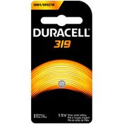 Duracell Coin Button 319 1 count Specialty Batteries