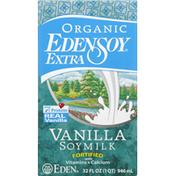 EdenSoy Soymilk, Organic, Vanilla