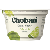 Chobani Greek Yogurt, Key Lime Blended