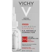 Vichy H.A. Wrinkle Corrector, Fragrance-Free
