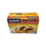 Goya Beef Empanadas