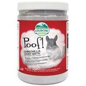 Oxbow Animal Health POOF! Chinchilla Dust Bath