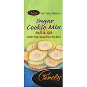 Pamela's Cookie Mix, Sugar