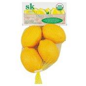 sk Organic Lemons