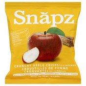 Snapz Apple Crisps, with Cinnamon