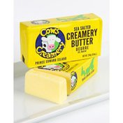Cows Creamery Sea Salted Creamery Butter