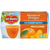 Del Monte Mandarin Oranges in Water, No Sugar Added