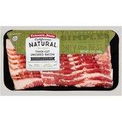 Farmer John California Natural Thick Cut Uncured Bacon