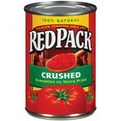 Redpack Crushed In Thick Puree Tomatoes
