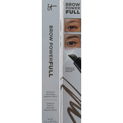 it Eyebrow Pencil, Full, Universal Taupe
