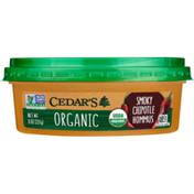 Cedar's Foods Organic Smoky Chipotle Hommus