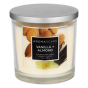 Aromascape Soy Wax Blend Candle Vanilla + Almond