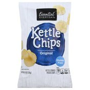 Essential Everyday Kettle Chips, Original