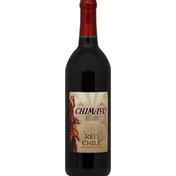 Chimayo Wine, Red Chile
