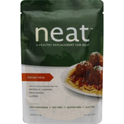 neat Replacement for Meat, Healthy, Italian Mix