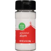 Food Club Granulated Alum