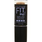 Maybelline Fit me! Shine-Free +Balance Foundation 130 Buff Beige