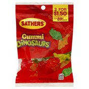 Sather's Candy, Gummi Dinosaurs