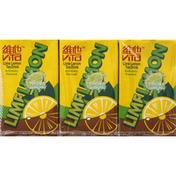 Lime Lemon Tea Drink, Refreshing