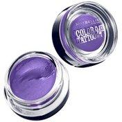 Eye Studio® Color Tattoo® Painted Purple 24HR Cream Gel Eyeshadow