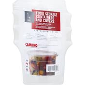 Cambro Food Storage, 1 Quart