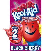 Kool-Aid Unsweetened Black Cherry Artificially Flavored Powdered Soft Drink Mix