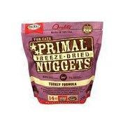 Primal Pet Foods Freeze-Dried Nuggets Feline Turkey