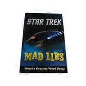 Penguin Young Readers Group Star Trek Mad Libs Paperback Book