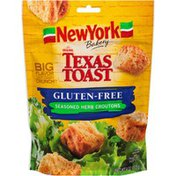 New York Style Gluten-Free Seasoned Herb Croutons