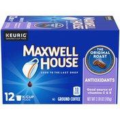 Maxwell House Antioxidants Original Medium Roast Keurig K Cup Coffee Pods