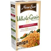 Near East Whole Grain Blends Chicken & Herb Rice