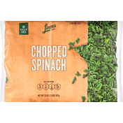 Lowes Foods Spinach, Chopped