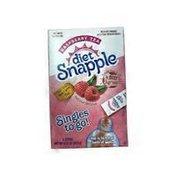 Snapple Low Calorie Raspberry Tea Drink Mix