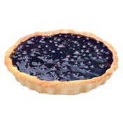 """9"""" Old Fashioned Blueberry Pie"""