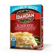 Idahoan Scalloped Homestyle Casserole Family Size