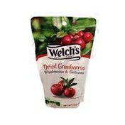 Welch's Dried Cranberries