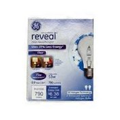 General Electric Reveal A19 Halogen 75W-Replacement Light Bulb