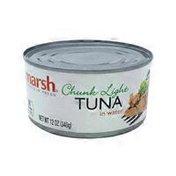 Marsh Chunk Light Tuna In Water