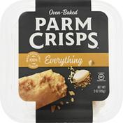 ParmCrisps Kitchen Parmesan Crisps