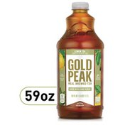Gold Peak Lemon Sweetened Tea Bottle