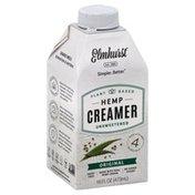 Elmhurst Hemp Creamer, Original, Unsweetened