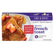 Good Food Made Simple Original French Toast