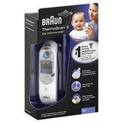 Braun Thermometer, Ear