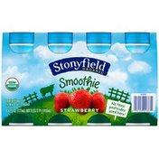 Stonyfield Organic Strawberry Organic Yogurt Drink
