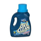 OxiClean Darks & Colors Laundry Stain Fighter & Booster - 31 Loads