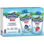Stonyfield Organic Kids Lowfat Yogurt Variety Pack